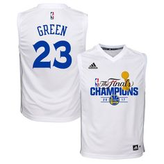 Draymond Green Golden State Warriors adidas Youth 2017 NBA Finals Champions  Fashion Replica Jersey - Royal 00b753cff