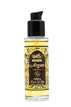 Olej arganowy. 100% naturalny, organiczny. Born to BIO!