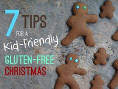 7 Tips for a Kid-Friendly Gluten-Free Christmas @Maggie Moore Savage