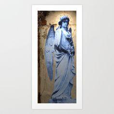 Angel 28 Art Print by Richard J Wise - $17.68