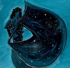 Nyx was the goddess of night. Her name, synonymous with Night, describes how her dark light falls from the stars and she dictates to men and also to the gods. Not even Zeus wanted to upset Night, as the stories go. She was one of the most powerful goddesses to be talked about in Greek mythology.