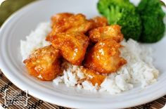 Sweet and Sour Chicken | Mel's Kitchen Cafe