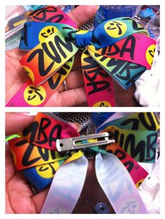 Zumba Bow :)