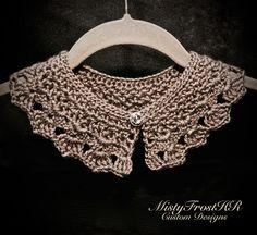 Crochet Vintage Collars