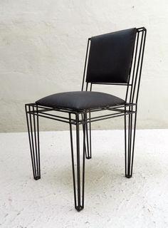 CASA MIDY, Varenne Side Chair (exterior)