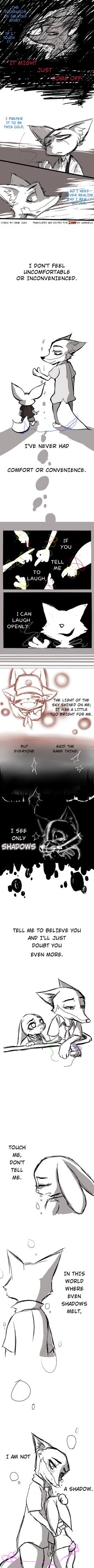 Comic: Connection (Original by Omae Juni) - Zootopia News Network