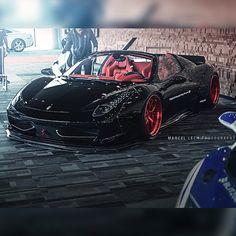 Ferrari Widebody 458 033115