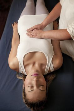 The word Reiki (pronounced Ray-Key) is a Japanese kanji for universal life-force energy.  Reiki is a Japanese holistic, light-touch, energy-based modality. Working as a support mechanism to the body, Reiki re-establishes a normal energy flow of ki (l Clear your energy system blockages with the 15 chakra aura healing session and have extra energy. - http://aurachakrahealing.com/