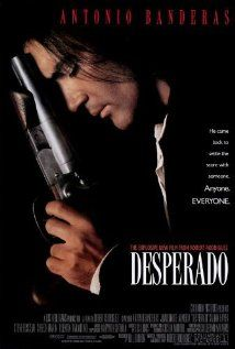 Desperado is definitely a classic movie with all the elements of a good film. No, it may not be realistic, but what movie is?