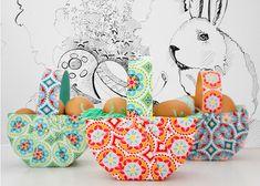 Osterkorb in 10 Minuten | DIY LOVE