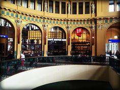 Café coffee day hlavní nádraží