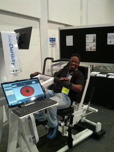 Trying out bio density Gym Equipment, Workout Equipment