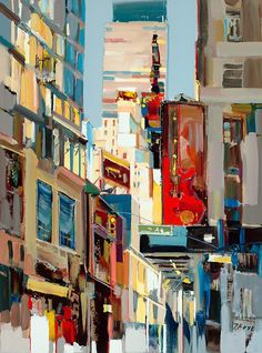 """Hard Rock"" NYC by JOSEF KOTE"