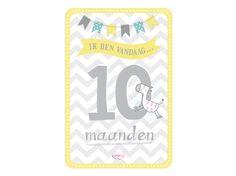 My Happy Moment: Ik ben vandaag 10 maanden! Verkrijgbaar als 18-delige set voor € 9,95 http://www.myhappymoments.nl/home/