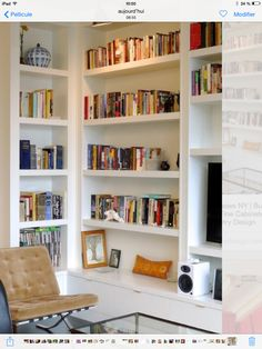 A room without books is like a house without windows....