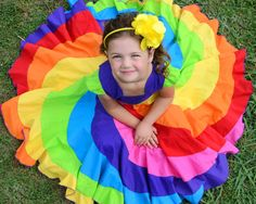 Hey, I found this really awesome Etsy listing at https://www.etsy.com/listing/189016140/rainbow-dress-peppermint-swirl-size-6m