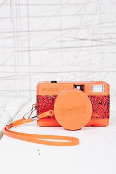 Lomography Fisheye Camera in Ruby