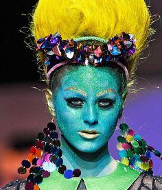 Fashion & Lifestyle: Meadham Kirchhoff Jewelry Fall 2012 Womenswear