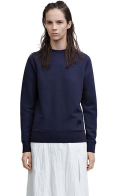 Navy Sweatshirt from Acne