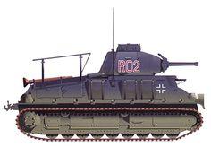 Somua S-35, 201º Regimiento Panzer, Francia, 1941. Pin by Paolo Marzioli