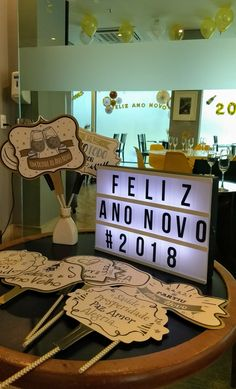 New Years Decorations, New Year 2020, New Years Party, Happy New Year, Birthdays, Hostel, Nye, Frame, Portugal