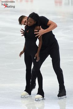 Are any ice dancing couples dating