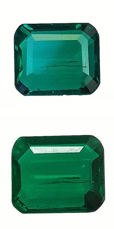 Lab-Created Emeralds 122956: Stunning 4.70 Ct Nice Lab Created Chrome Green Color Biron Emerald Octagan Shape BUY IT NOW ONLY: $85.0
