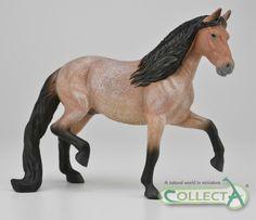 CollectA horse Mangalarga Marchador Stallion Bay Roan www.minizoo.com.au
