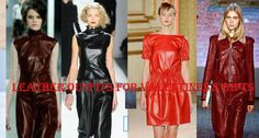 Buy leather outfits for your valentine's special