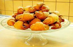 Kuchnia nie tylko bez glutenu: Rogaliki drożdżowe babci Jasi