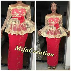 Latest African Fashion Dresses, African Dresses For Women, African Print Fashion, African Attire, African Wear, African Lace, African Style, Style Africain, Queen Fashion