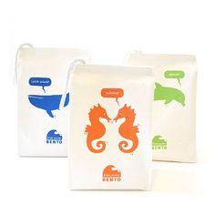 ECOlunchbox - Dolphin Lunchbag / ECOlunchbox - Dolphin Lunchbag