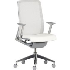 Task seating on pinterest office chairs crate and barrel and chairs