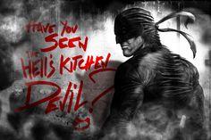 Marvel's Daredevil fanart