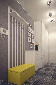 Ideas Apartment Door Entrance Hallways For 2019 Living Room Themes, Diy Living Room Decor, Home Decor Bedroom, Interior Design Living Room, Apartment Entryway, Apartment Design, Flur Design, Hallway Designs, Cool Apartments