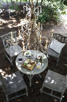 Mary Carol's Blog--Welcome to Innisfree: Patio Time