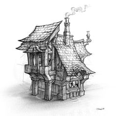 Gilnean House 1