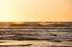 el mar y las olas
