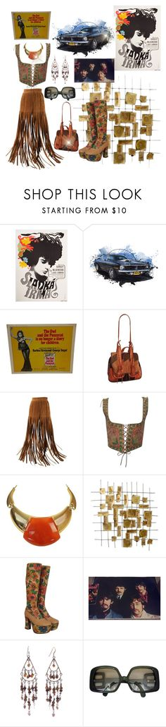 """""""vintage"""" by susans-sg ❤ liked on Polyvore featuring Pussycat, Hermès, Lanvin, Christian Dior and vintage"""