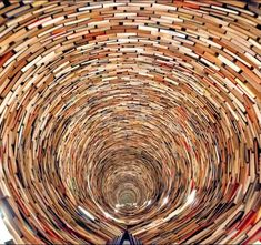 idiom book tunnel by matej kren