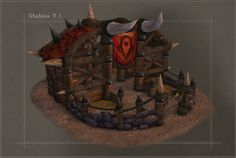 WoW: Building a Garrison Preview iMMOsite - Get your gaming life recorded - my.mmosite.com