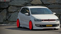 Polo TSi, via Flickr. Vw Polo Modified, Mk6 Gti, Volkswagen Polo, Sport Seats, Stance Nation, Porsche 356, Bugatti, Cars And Motorcycles, Luxury Cars