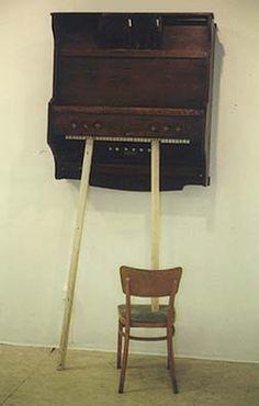 Várnai Gyula: Without title, 1995