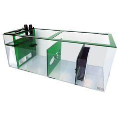 Trigger Systems Emerald 26 Sump Dimensions: long x wide x highSkimmer Section: x Section: x Pump Section: x Water Volume: gallonsSkimmer Water Level: to adjustableDrain Input Fittings: 1 x Socks: 1 Trigger Systems Emerald 34 Di Saltwater Aquarium Setup, Aquarium Sump, Discus Aquarium, Diy Aquarium, Aquarium Filter, Aquarium Fish Tank, Aquarium Ideas, Coral Life, Betta Fish Care