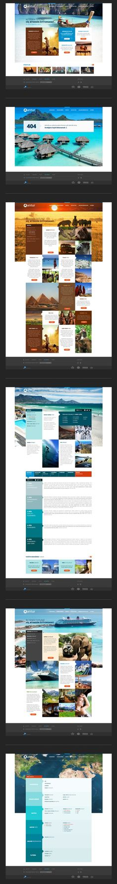 #webdesign #flat #interface