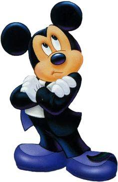 Mickey my favorite disney character