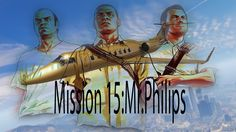 GTA 5 - Mission 15-Mr.Philips, playthrough (no commentary )