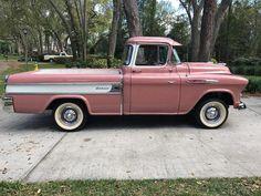 trucks chevy old Vintage Chevy Trucks, Old Pickup Trucks, Lifted Chevy Trucks, Jeep Pickup, Classic Chevy Trucks, Chevrolet Trucks, Gmc Trucks, Diesel Trucks, Cool Trucks