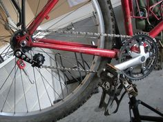 How to Convert Your Mountain Bike to a Singlespeed.