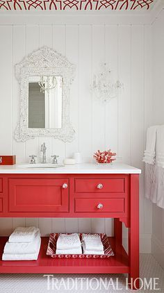 upstairs guest bathroom vanity